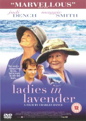 Ladies in Lavender DVD cover